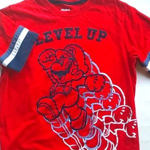 Super Mario shirt